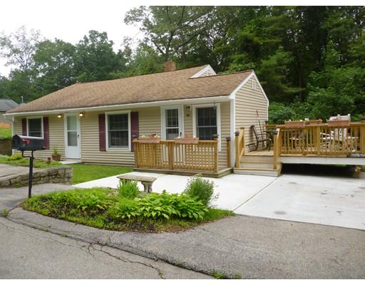Single Family Home for Sale at 40 Hill Street Auburn, Massachusetts 01501 United States