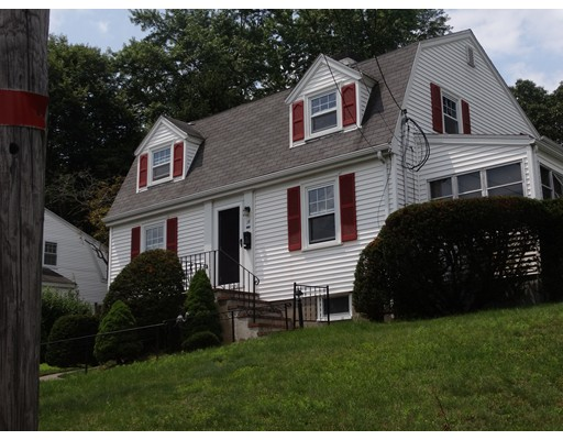 Single Family Home for Sale at 14 Bay State Road Natick, Massachusetts 01760 United States