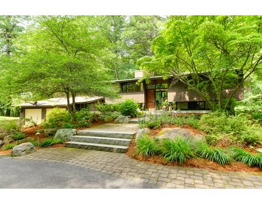 Single Family Home for Sale at 384 River Road Carlisle, Massachusetts 01741 United States