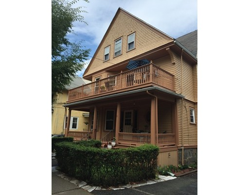 Single Family Home for Rent at 61 Kenwood Brookline, 02446 United States