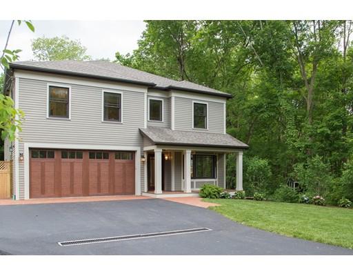Casa Unifamiliar por un Alquiler en 91 Woburn Street Lexington, Massachusetts 02420 Estados Unidos