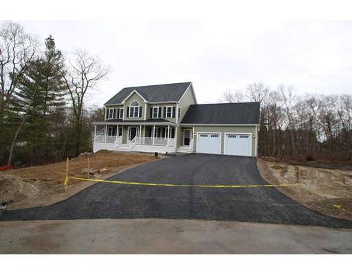 Single Family Home for Sale at 58 Cook Way 58 Cook Way Abington, Massachusetts 02351 United States