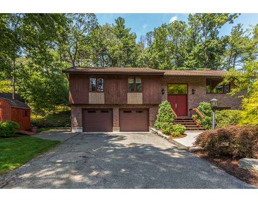 独户住宅 为 销售 在 176 Lura Lane 沃尔瑟姆, 02451 美国