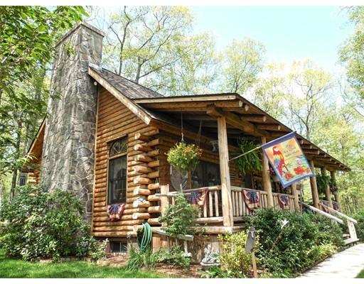 独户住宅 为 销售 在 80 Anderson Road Ware, 马萨诸塞州 01082 美国