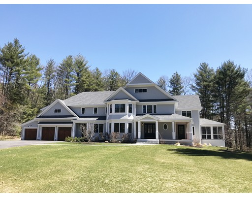Single Family Home for Sale at 88 Hugh Cargill Road 88 Hugh Cargill Road Concord, Massachusetts 01742 United States