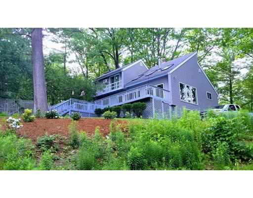 Частный односемейный дом для того Продажа на 29 Old Brooks Station Road 29 Old Brooks Station Road Princeton, Массачусетс 01541 Соединенные Штаты