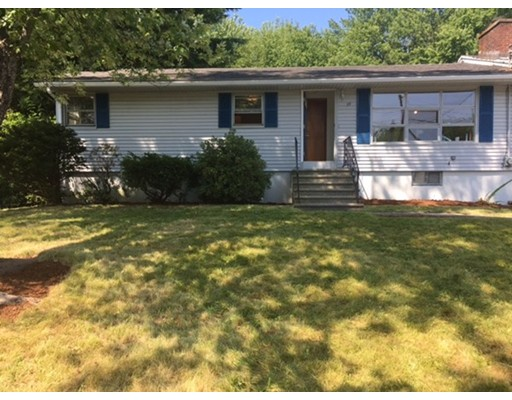 Single Family Home for Sale at 59 Mercury Drive Shrewsbury, Massachusetts 01545 United States