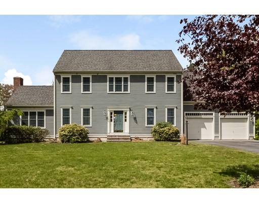 Single Family Home for Sale at 155 Harvest Lane Bridgewater, Massachusetts 02324 United States