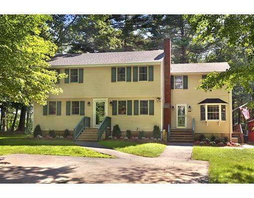 Maison unifamiliale pour l Vente à 157 King Street 157 King Street Groveland, Massachusetts 01834 États-Unis