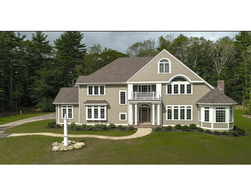 Single Family Home for Sale at 14 Sagamore Lane Boxford, Massachusetts 01921 United States