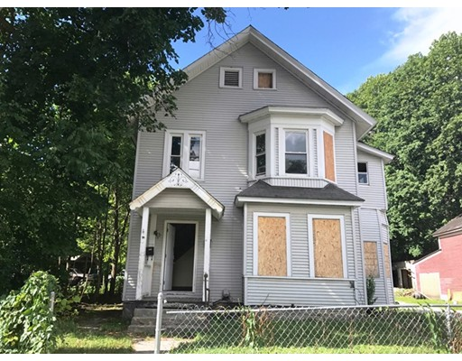 多户住宅 为 销售 在 33 Hall Street North Adams, 马萨诸塞州 01247 美国