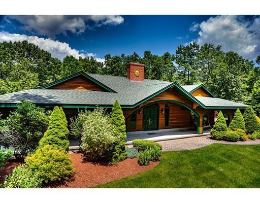 Maison unifamiliale pour l Vente à 82 Coles Meadow Road Northampton, Massachusetts 01060 États-Unis