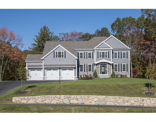 2 Hunters Ridge Way Lot 10, Hopkinton, MA 01748
