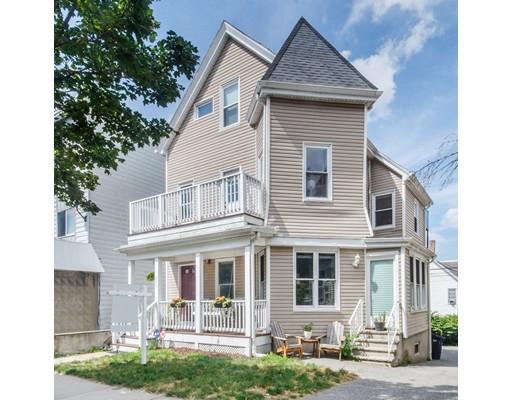 Condominium for Sale at 245 Highland Avenue Somerville, Massachusetts 02143 United States