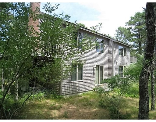 Casa Unifamiliar por un Venta en 339 Cove View Road Wellfleet, Massachusetts 02667 Estados Unidos
