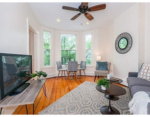 Condominium for Sale at 64 Bow Street Somerville, Massachusetts 02143 United States