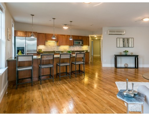 Condominium for Sale at 432 Norfolk Street Somerville, Massachusetts 02143 United States