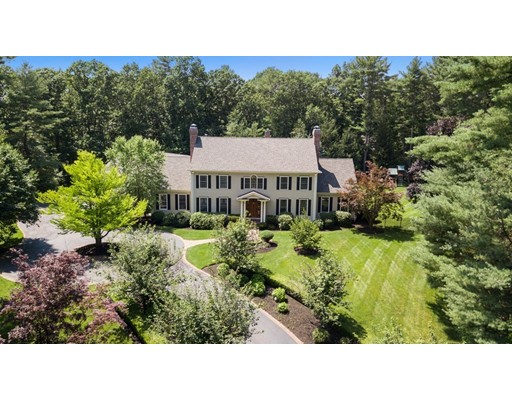 Single Family Home for Sale at 219 Ipswich Road Boxford, Massachusetts 01921 United States