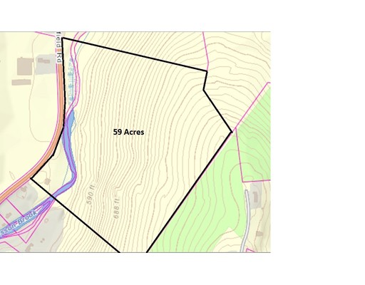 Land for Sale at Ashfield Road Buckland, Massachusetts 01398 United States
