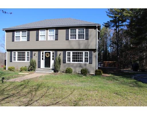 Single Family Home for Rent at 49 Valliria Drive Groton, Massachusetts 01450 United States
