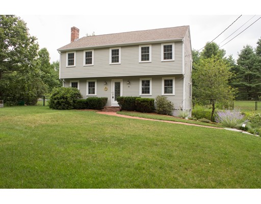 Single Family Home for Sale at 58 MEDWAY STREET Norfolk, Massachusetts 02056 United States