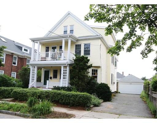 Condominium for Sale at 75 Trowbridge Street Arlington, Massachusetts 02474 United States