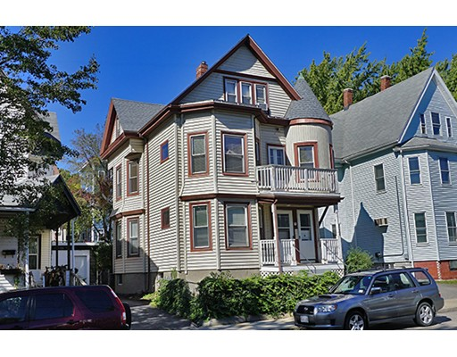 Multi-Family Home for Sale at 10 Thurston Street Somerville, Massachusetts 02145 United States
