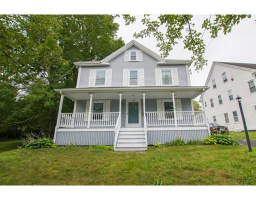 Single Family Home for Sale at 430 Main Street Bridgewater, Massachusetts 02324 United States
