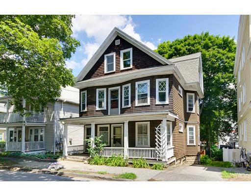Multi-Family Home for Sale at 17 Laurel Street Arlington, Massachusetts 02476 United States