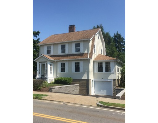 Single Family Home for Sale at 75 Park Ave Extension Arlington, Massachusetts 02474 United States
