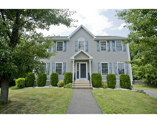 Single Family Home for Sale at 38 Devlin Drive Chicopee, Massachusetts 01020 United States