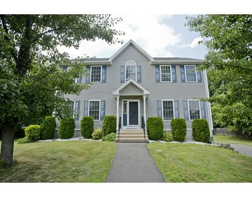 واحد منزل الأسرة للـ Sale في 38 Devlin Drive Chicopee, Massachusetts 01020 United States