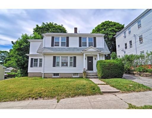 Single Family Home for Sale at 57 Jefferson Street Attleboro, Massachusetts 02703 United States