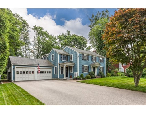 Single Family Home for Sale at 56 Meadowbrook Road Needham, Massachusetts 02492 United States