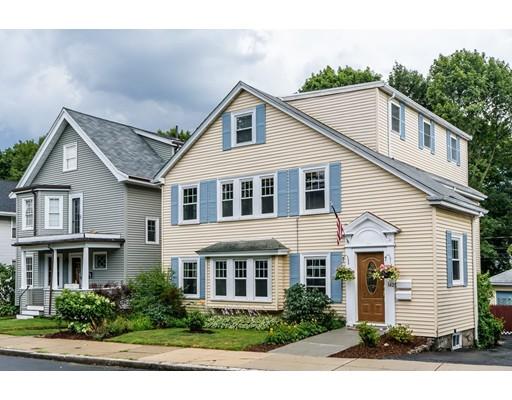 Condominium for Sale at 142 Tyndale Street Boston, Massachusetts 02131 United States