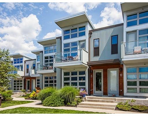 Condominium for Sale at 60 Clyde Street Somerville, Massachusetts 02145 United States