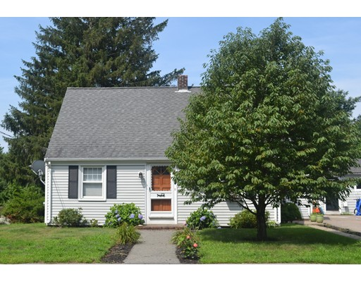 Single Family Home for Sale at 65 Crescent Street Bridgewater, Massachusetts 02324 United States