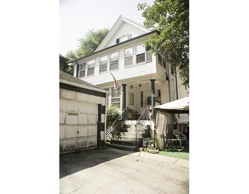 Multi-Family Home for Sale at 9 Harvard Park Boston, Massachusetts 02124 United States
