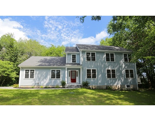 Casa Unifamiliar por un Venta en 171 Depot Boxborough, Massachusetts 01719 Estados Unidos