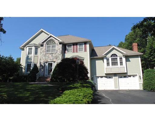 Maison unifamiliale pour l Vente à 25 Fiorenza Drive Wilmington, Massachusetts 01887 États-Unis