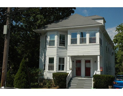Multi-Family Home for Sale at 53 Cottage Street Newton, Massachusetts 02464 United States