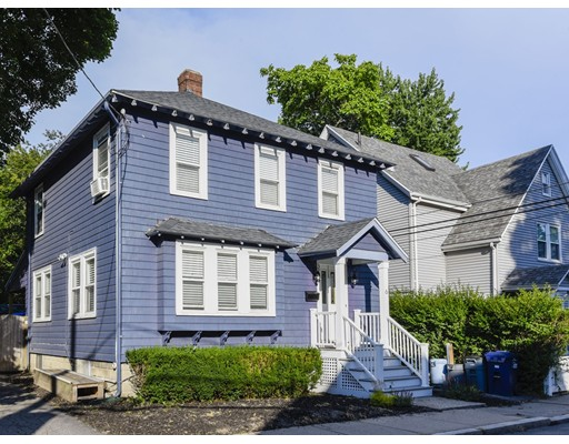 Single Family Home for Sale at 6 Clermont Street Boston, Massachusetts 02124 United States