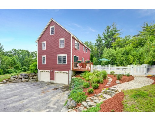 Single Family Home for Sale at 340 Jones Hill Road Ashby, Massachusetts 01431 United States