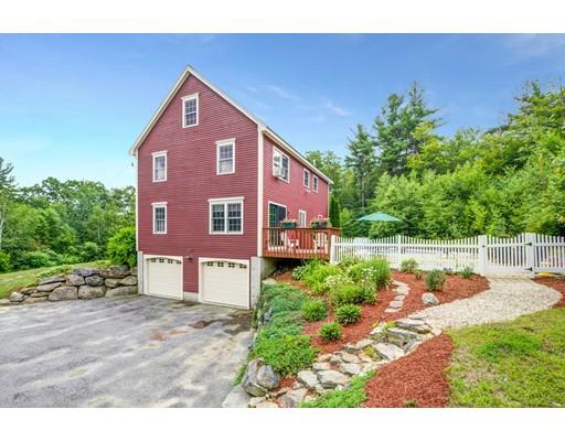 Частный односемейный дом для того Продажа на 340 Jones Hill Road Ashby, Массачусетс 01431 Соединенные Штаты