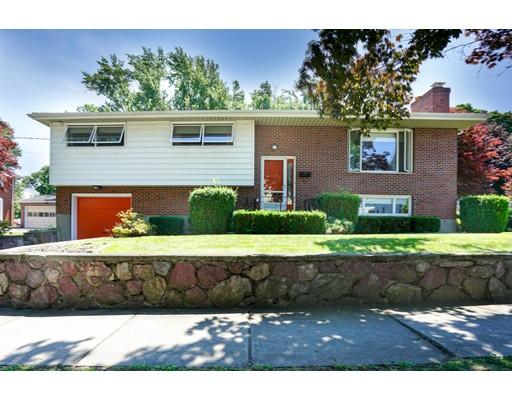 Single Family Home for Sale at 42 Ashmont Avenue Newton, Massachusetts 02458 United States