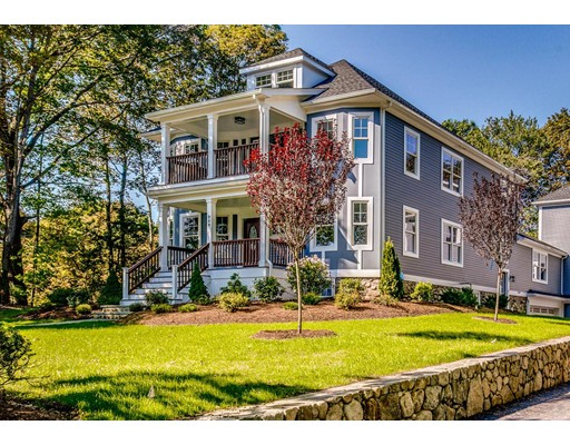 Condominium for Sale at 969 Greendale Avenue Needham, Massachusetts 02492 United States