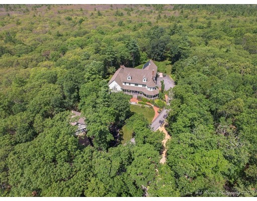 Single Family Home for Sale at 43 Crooked Pond Drive Boxford, Massachusetts 01921 United States