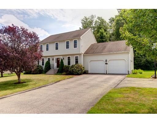 Maison unifamiliale pour l Vente à 4 Booth Road Auburn, Massachusetts 01501 États-Unis