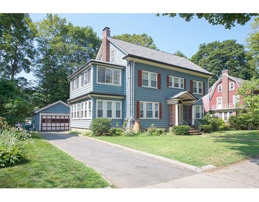 Single Family Home for Sale at 146 Randlett Park Newton, Massachusetts 02465 United States