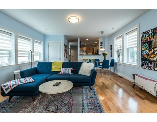 Condominium for Sale at 11 Oakland Street Cambridge, Massachusetts 02139 United States